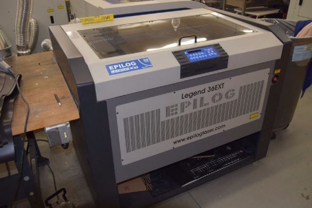 Epilog Laser Legend 36Ext Model 9000 50 Watt ALBUQUERQUE NEW MEXICO