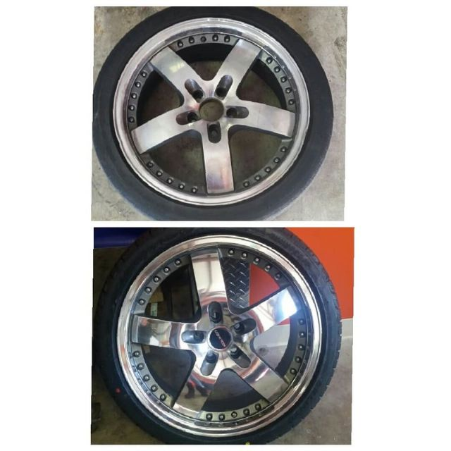 Custom Wheel Design And Rim Repair Houston Texas Automotive Service