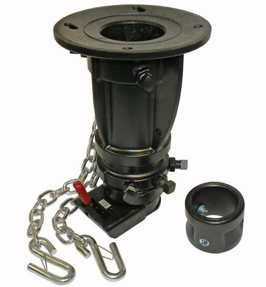 New Straight 5th wheel to gooseneck adapters, FORT WORTH