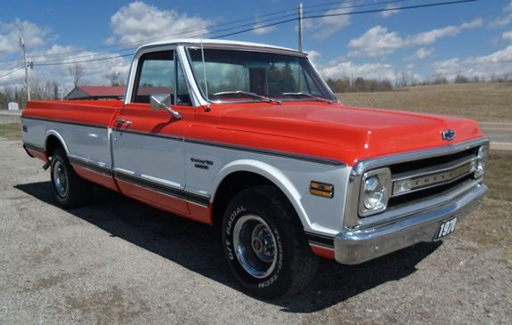 1967 chevrolet c10 for sale columbus ohio autos post. Black Bedroom Furniture Sets. Home Design Ideas