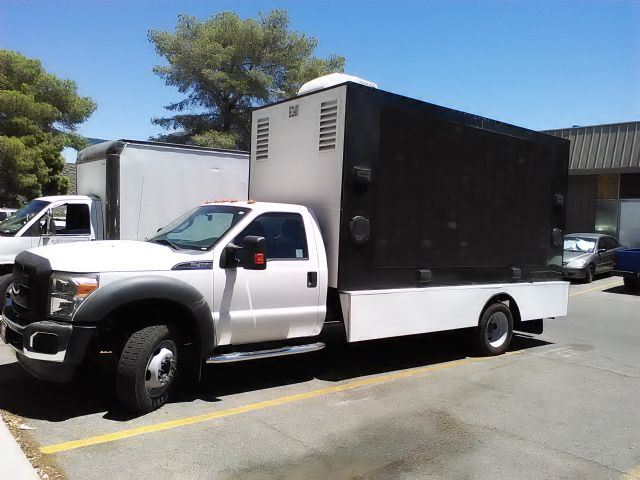 LED Mobile Billboard AD Trucks for RENT or SALE LOS ...