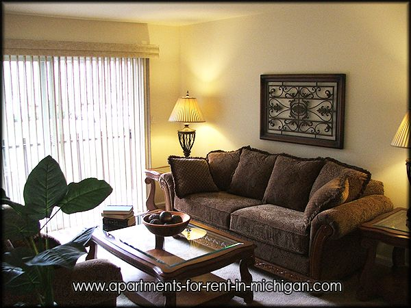 Apartments For Rent With Utilities Included In Detroit Michigan