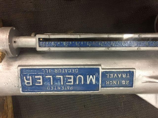 Mueller C1-25 Drilling Tapping Machine DETROIT MICHIGAN