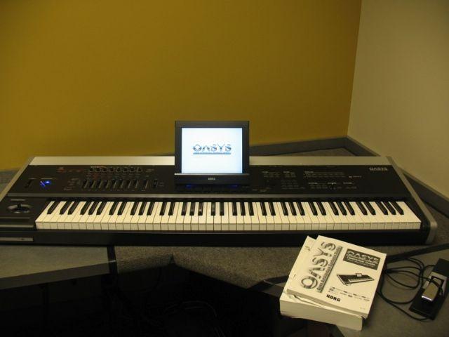 Oasys Keyboard Workstation : korg oasys 88 key keyboard workstation synthesizer phoenix arizona musical instruments for sale ~ Russianpoet.info Haus und Dekorationen
