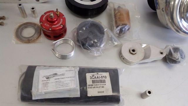 Procharger Chevy BBC F-1R Supercharger Serpentine PHOENIX