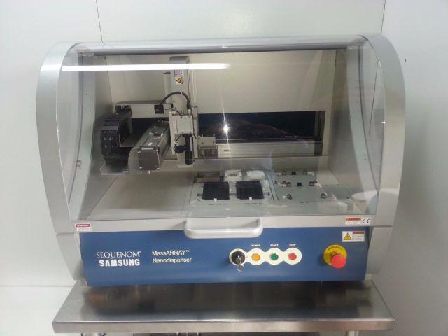 2006 Samsung MassARRAY Nanodispenser Complete