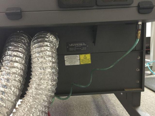 Universal Laser Engraver Cutter X2-660 120 Watt PHOENIX ARIZONA