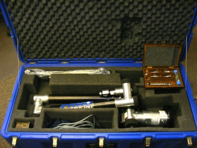 Gold Series Faro Arm Model G0805 with CS Folding T