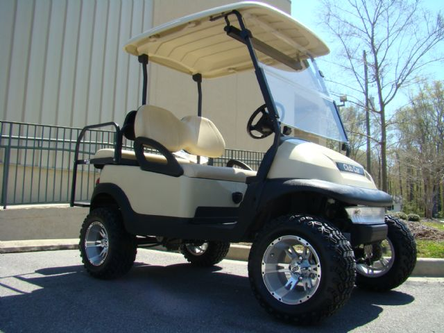Used Tires Greenville Sc >> Club Car Precedent Lifted Golf Cart For Sale GREENVILLE SOUTH CAROLINA Outdoor Recreation For ...