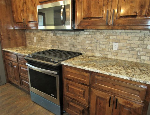 stainless cabinets kitchen kitchen back splash bathroom tile amp counter tops tulsa 26600