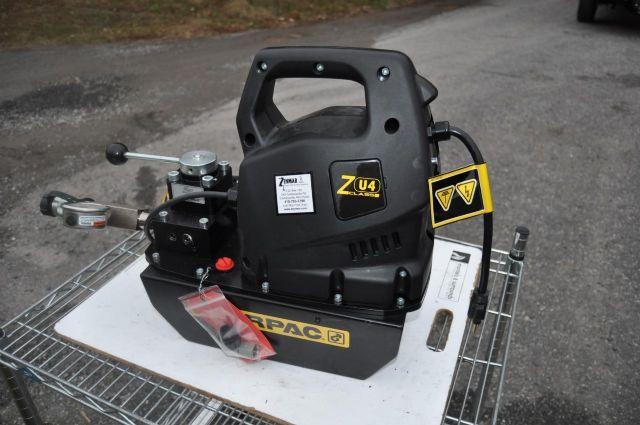 Enerpac ZU4308PB Electric Hydraulic Pump Two Speed CHICAGO