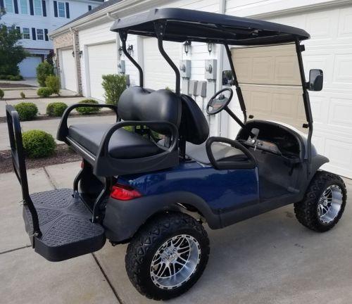 Amazing 2014 Club Car Golf Cart 14 Rims Myers Fort