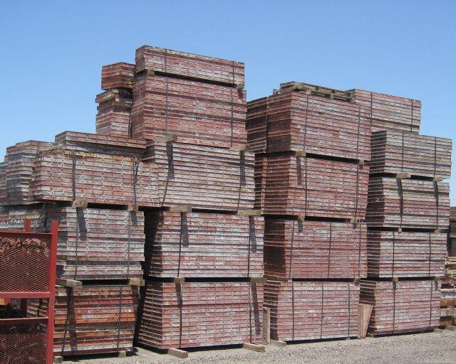 Concrete Forms Symons Steel Ply Basement Des Moines Iowa