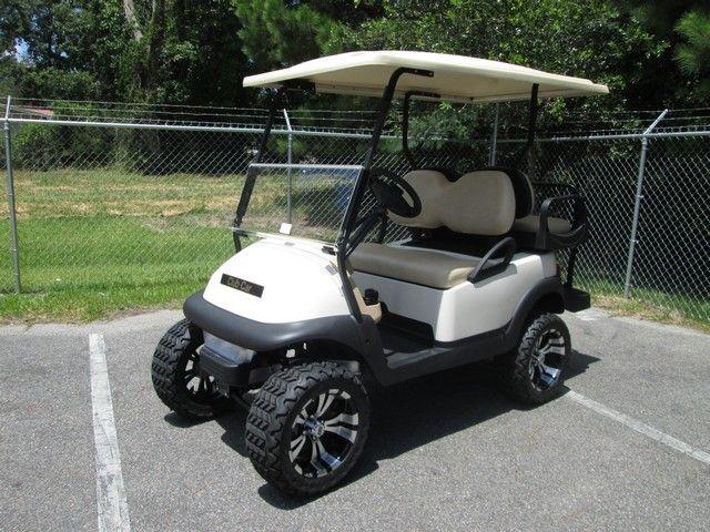 2015 Precedent White Club Car Golf Cart Nashv Nashville