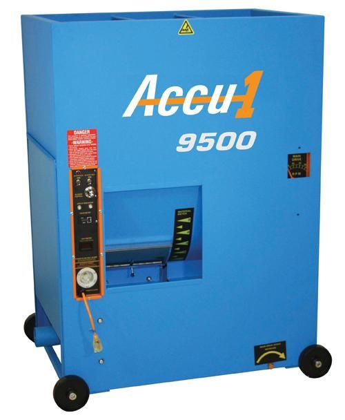 Accu1 9300 Insulation Blowing Machine Dallas Texas Tools