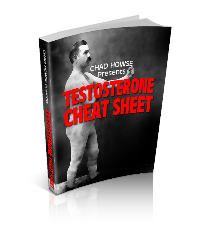 testosterone cheat sheet