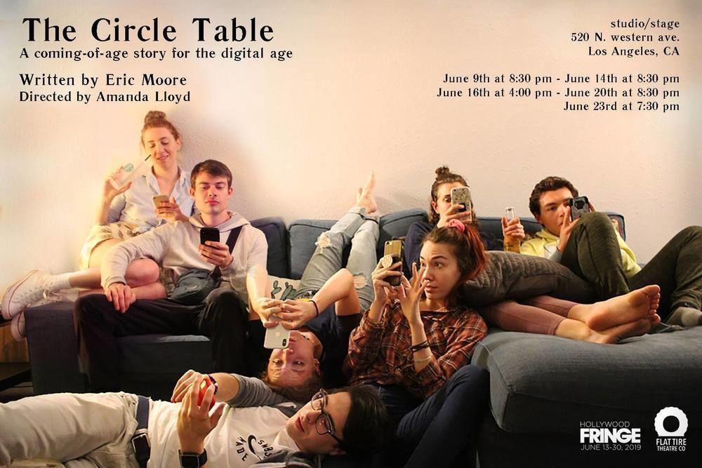 Hollywood Fringe - the circle table