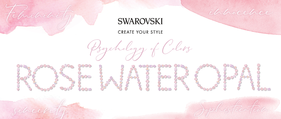Swarovski Crystal Psychology of Colors Campaign