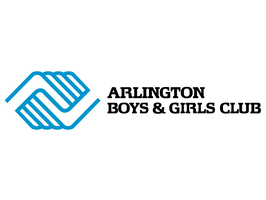 Abgc logo blue hands side