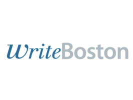 Writeboston transparent