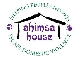 Ahimsa house logo png