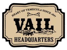 Vail logo w back