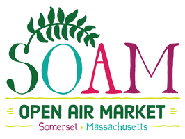 Soam logo open air market