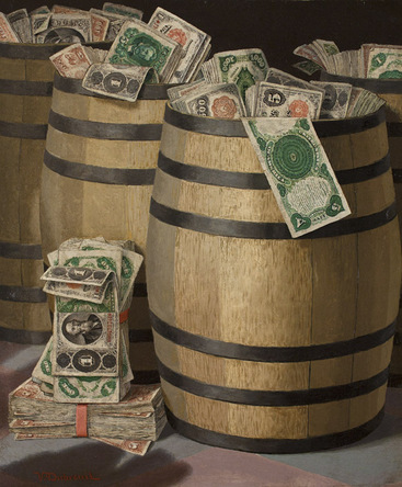 Victor Dubreuil - Barrels of Money