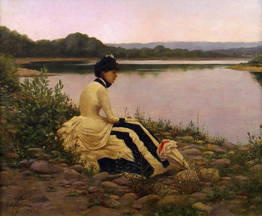 William Anderson Coffin - Reflections