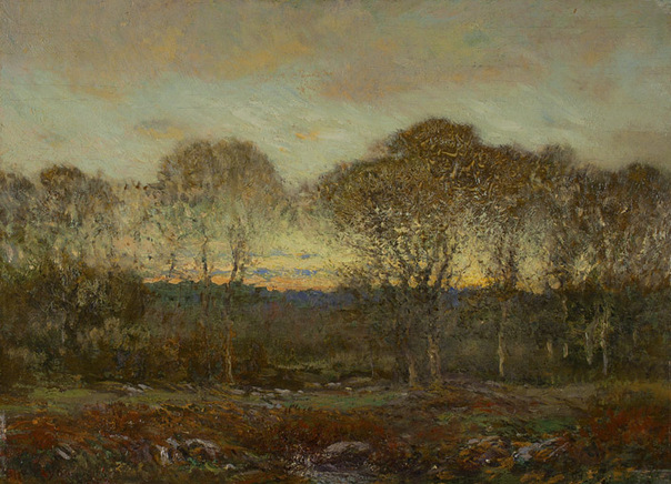 Dwight William Tryon - Twilight