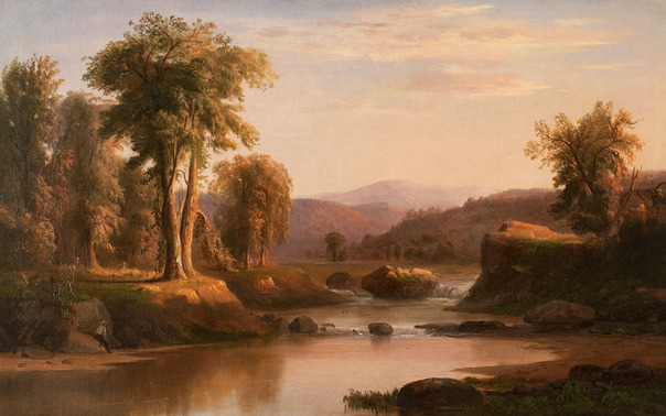 Robert S. Duncanson - Landscape