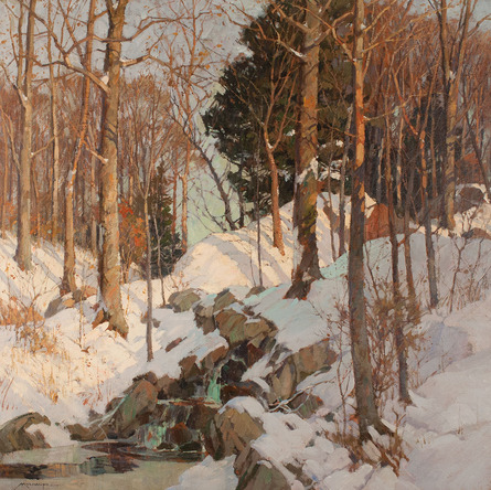 Fredrick J. Mulhaupt - Winter's Jewels