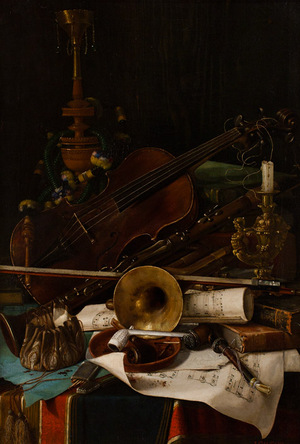 John Califano - Tabletop Still Life