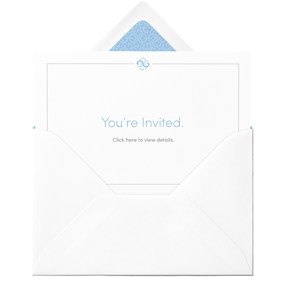 JOG Invitation Envelope