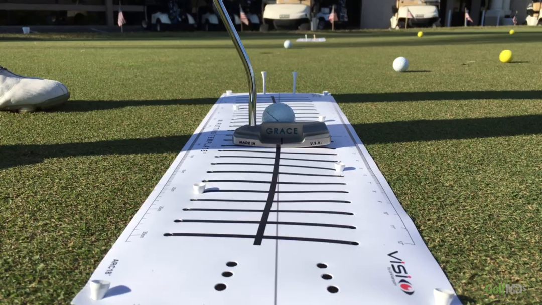 Advanced Putting Lesson