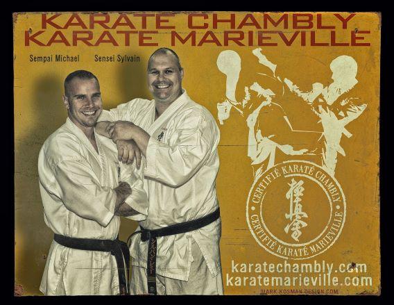 Karaté Chambly