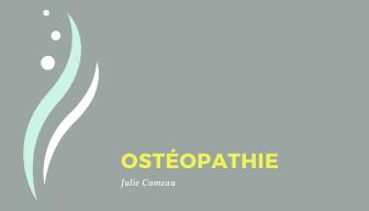 Ostéopathie Julie Comeau