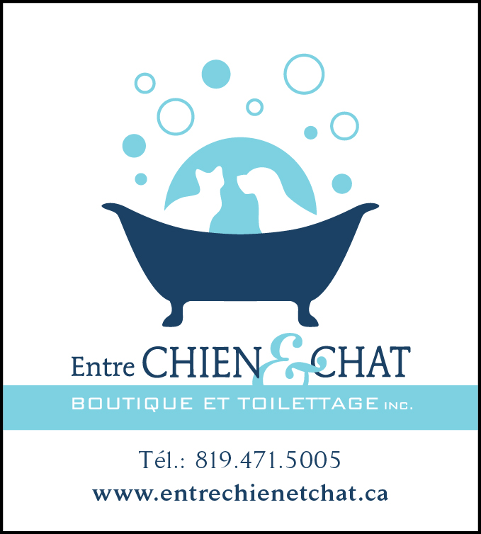 Entre chien & chat boutique et toilettage inc.