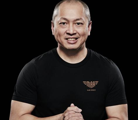 Alan Michael Wong