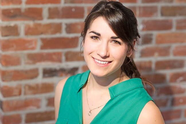 Vanessa Cuillerier, Dt. P., M Sc. nutrition