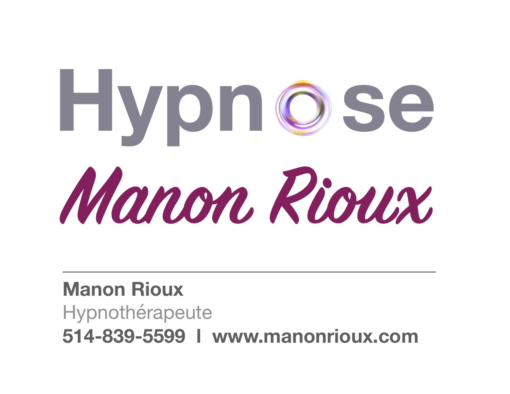 Hypnose Manon Rioux