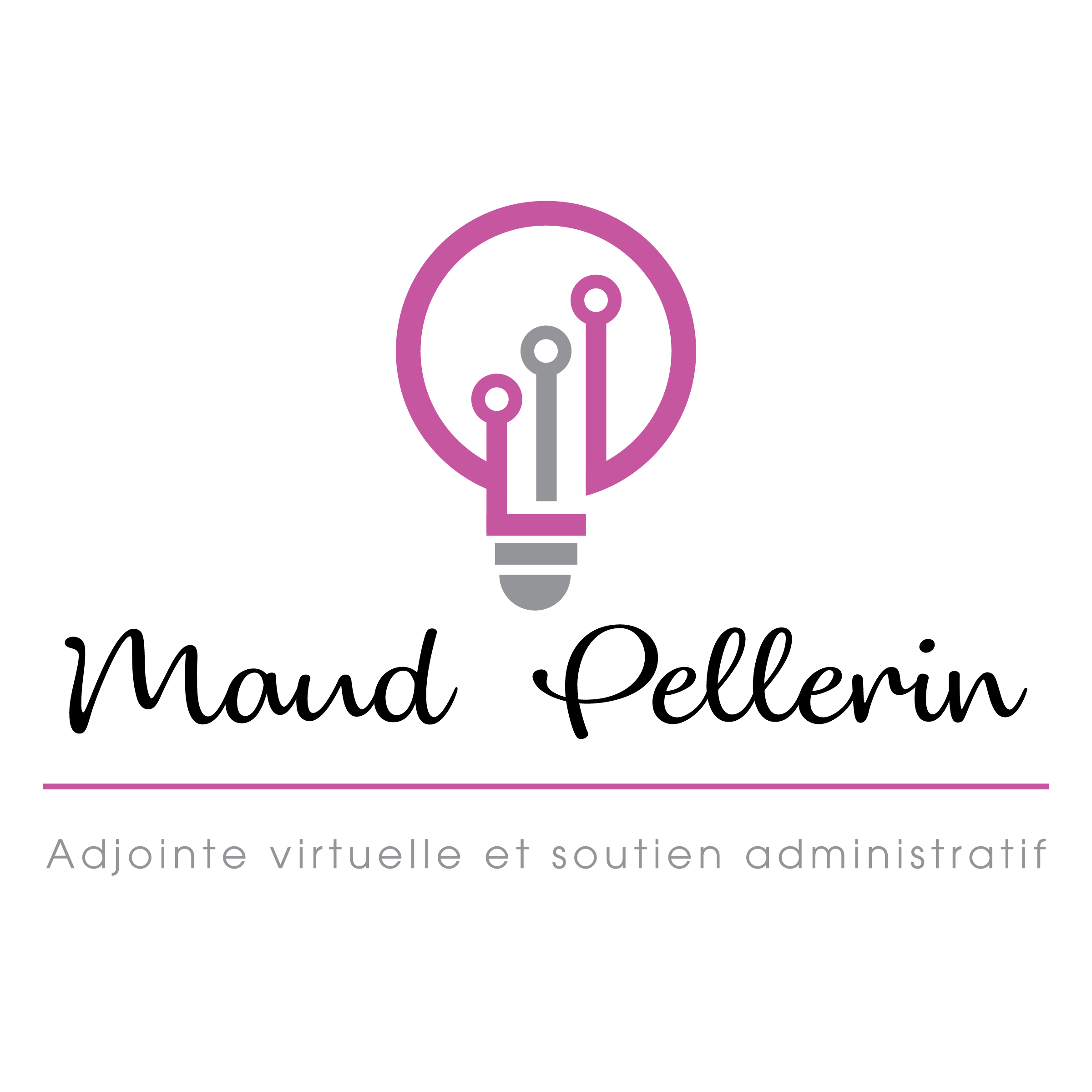 Maud Pellerin -Adjointe virtuelle