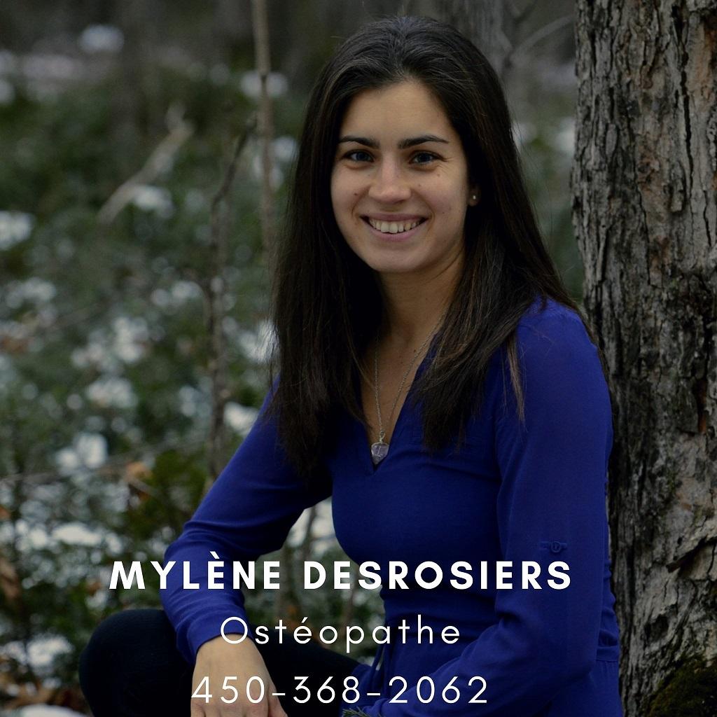 Mylène Desrosiers