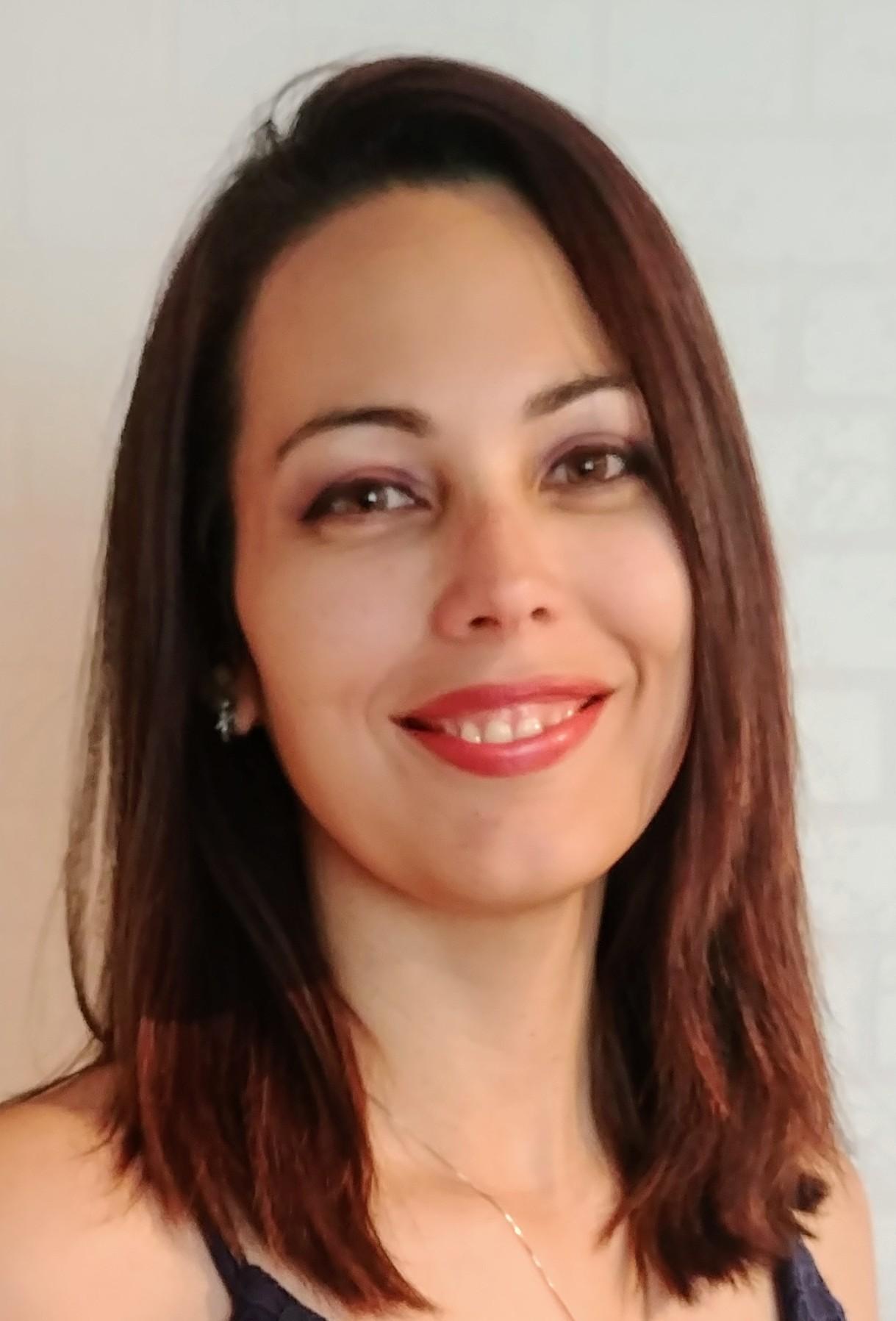 Rafaela Almeida - Nutritionniste