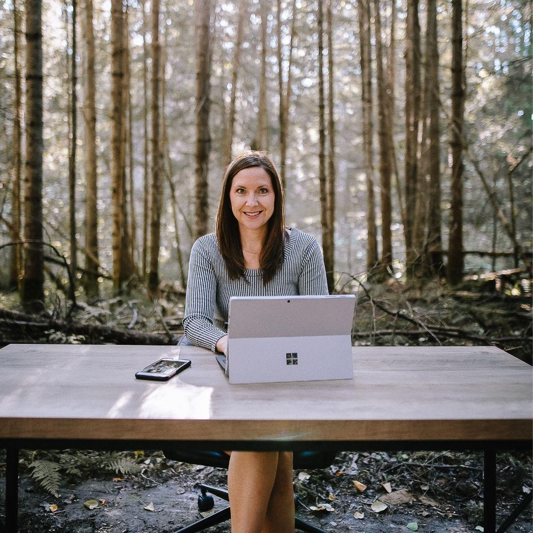Cathie Legault-Nadon psychoéducatrice, auteure et conférencière