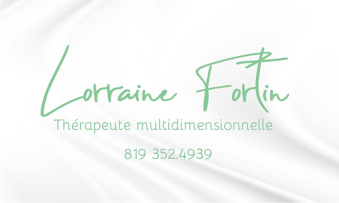 Lorraine Fortin