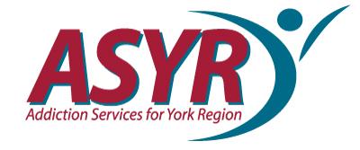 Addiction Services for York Region