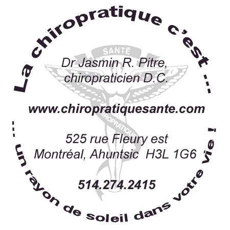 Centre chiropratique de la santé vertébrale et massothérapie