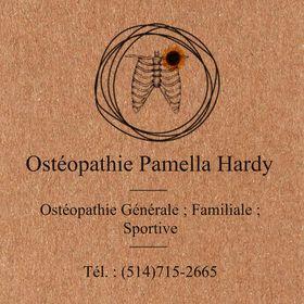 Cabinet d'Ostéopathie Pamella Hardy