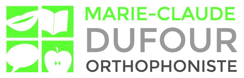 Marie-Claude Dufour orthophoniste